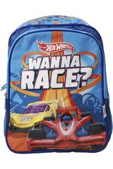 Mochila de Niño Hot Wheels mochila hot wheels Azul