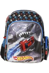 Mochila de Niño Hot Wheels mochila hot wheels Negro
