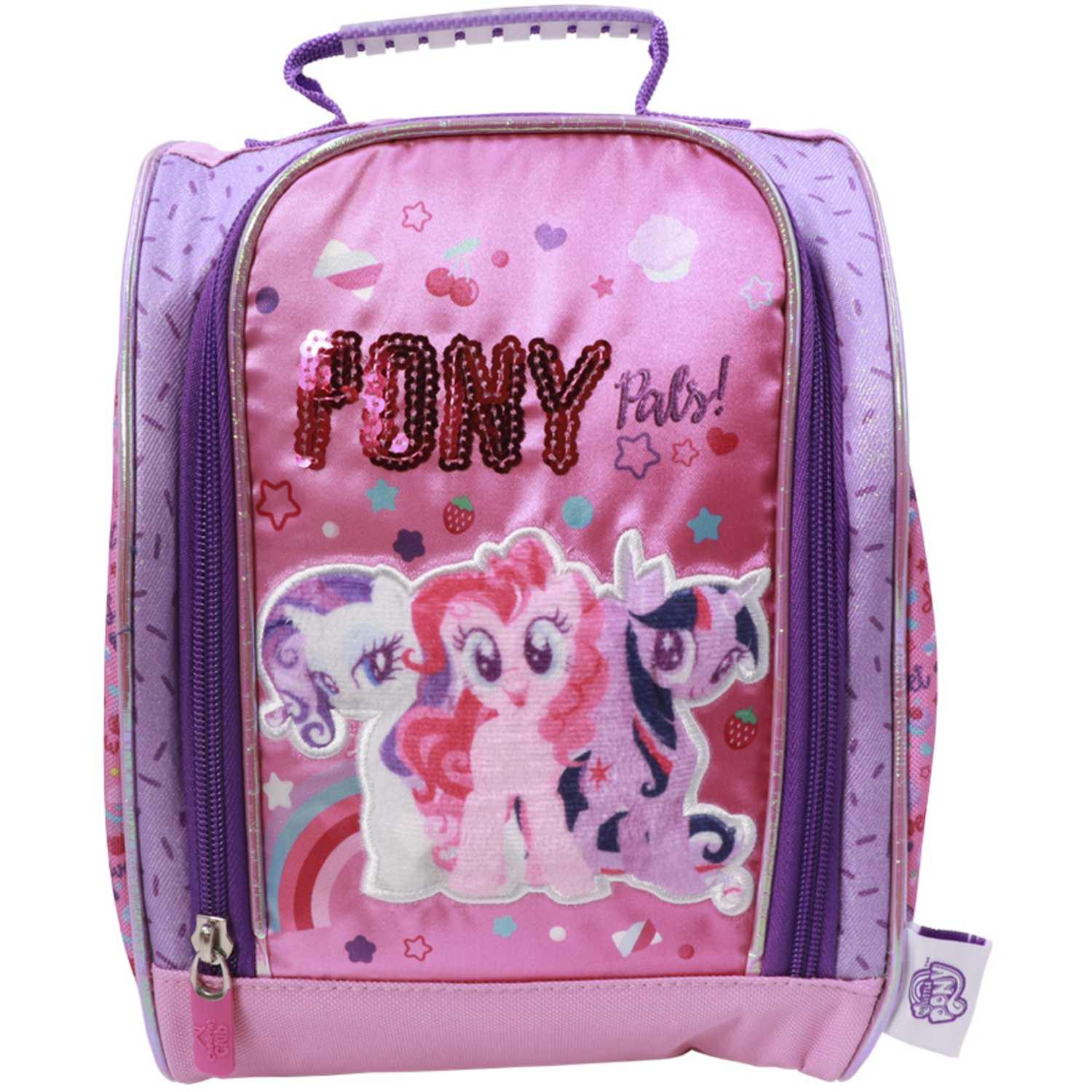 Lonchera de Niña My Little Pony Rosado lonchera my little pony