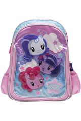My Little Pony Rosado de Niña modelo mochila my little pony Mochilas