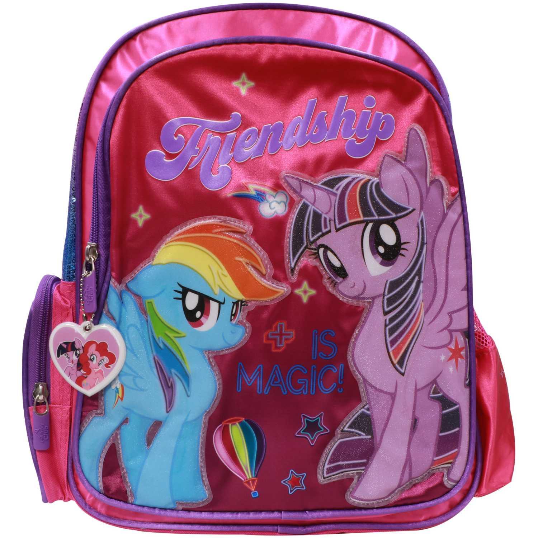 Mochila de Niña My Little Pony Rosado mochila my little pony