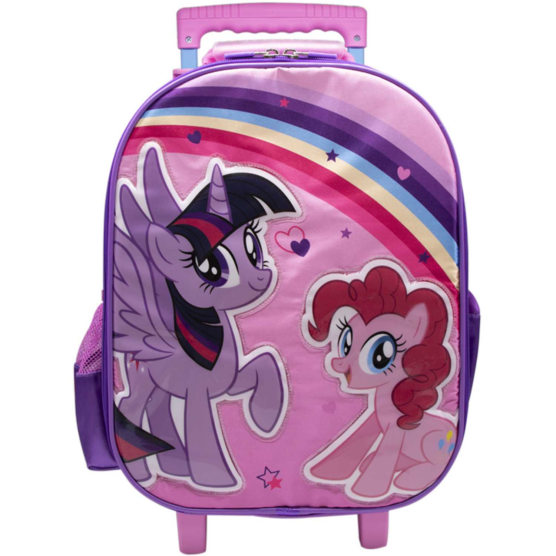 Mochila con ruedas de Niña My Little Pony Lila maleta con ruedas my little pony