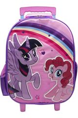 Mochila con ruedas de Niña My Little Pony Lila maleta con ruedas my little pony