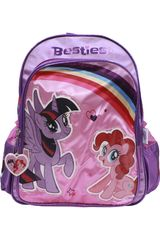 My Little Pony Lila de Niña modelo mochila my little pony Mochilas