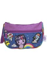 My Little Pony Azul / morado de Mujer modelo cartuchera my little pony Cartucheras