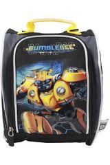 Transformers Azul / amarillo de Mujer modelo lonchera transformers Loncheras