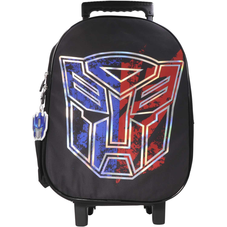 Mochila con ruedas de Niño Transformers Negro maleta con ruedas transformers