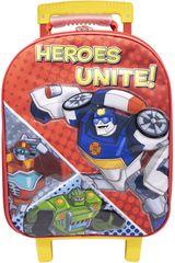 Transformers Rojo / azul de Mujer modelo maleta con ruedas trf rescue bots Maletínes Mochilas