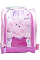 Peppa Pig Rosado de Mujer modelo lonchera peppa pig Loncheras