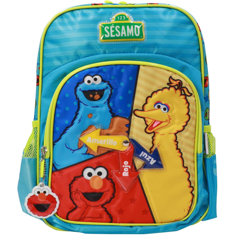 Mochila de Niño Sesamo Varios mochila sesamo