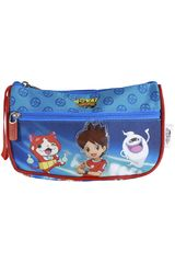 Yokai Watch Azul de Mujer modelo cartuchera yokai watch Cartucheras