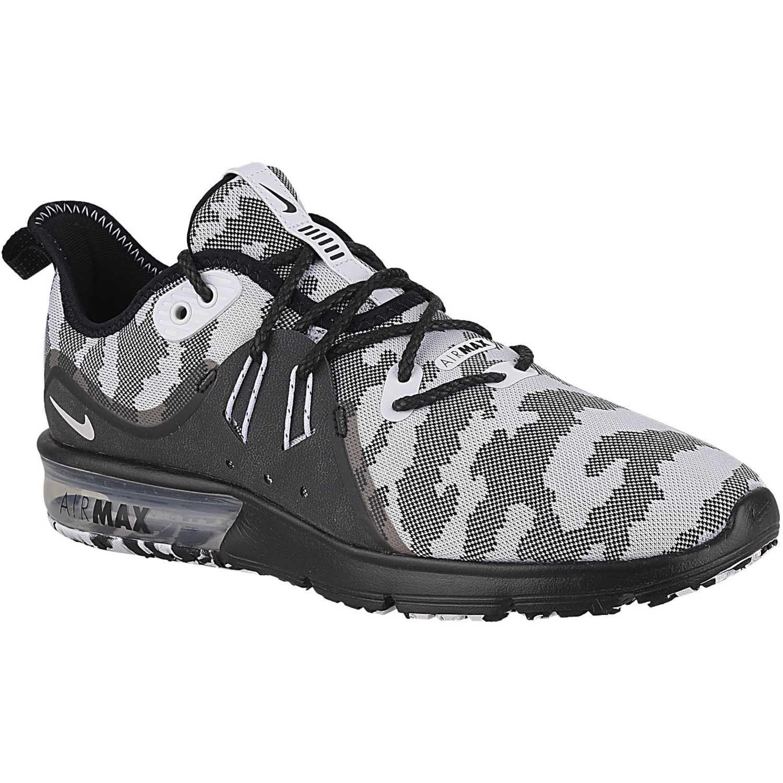 Zapatilla de Hombre Nike Negro nike air max sequent 3 prm cmo