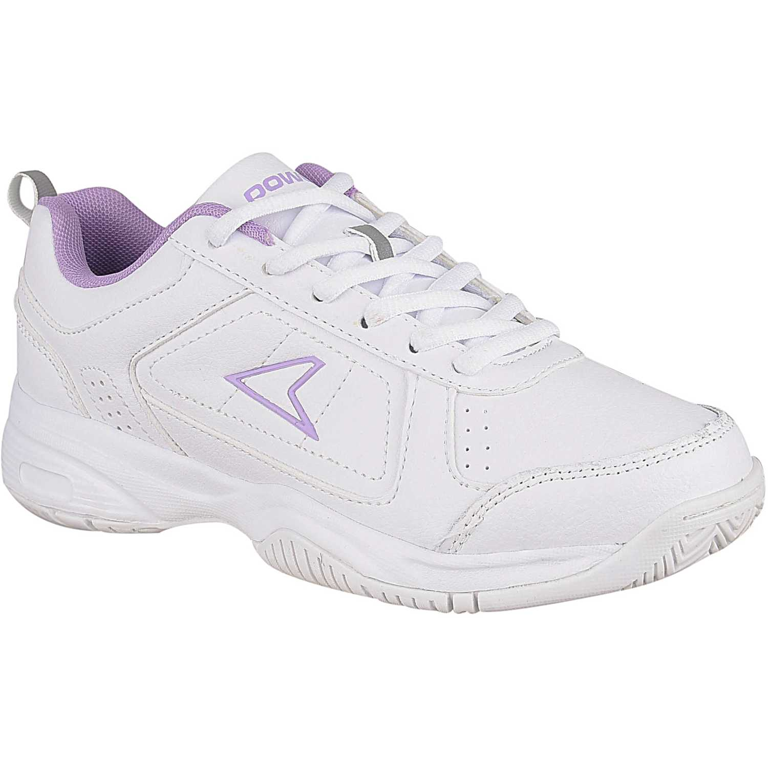 Zapatilla de Jovencita Power Blanco / lila chip mission pas 1308