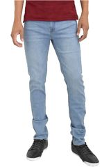 Lee Azul de Hombre modelo macky Jeans Casual Pantalones