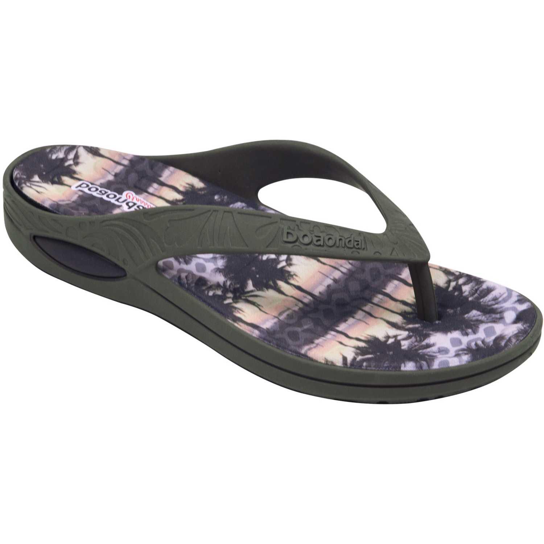 Sandalia de Hombre Boaonda Verde lilly