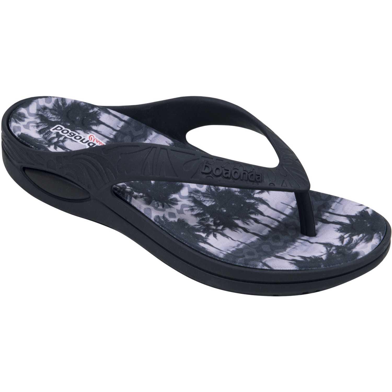 Sandalia de Hombre Boaonda Negro lilly