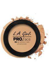 Polvo Compacto de Mujer L.a. Girl Soft Honey polvo compacto pro. face pressed powder