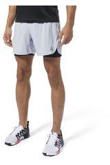 Reebok Blanco de Hombre modelo re  2-1  short Deportivo Shorts