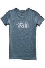 The North Face Acero de Hombre modelo w half dome tri-blend crew tee Casual Polos