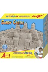 Arti Creativo Arena de Niña modelo ac arena magica sandy castle Juegos