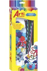 Arti Creativo Varios de Niña modelo ac acc.p/ manualidades craft set Pack