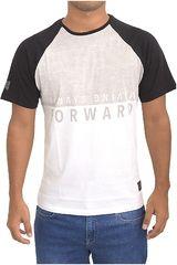 Dunkelvolk Negro / blanco de Hombre modelo moving Polos Casual