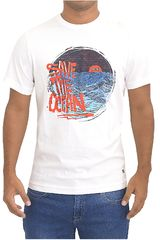 Dunkelvolk Blanco de Hombre modelo ocean Casual Polos