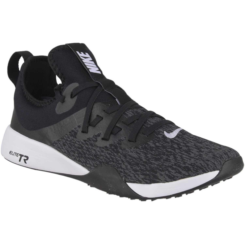 Zapatilla de Mujer Nike Negro /gris wmns nike foundation elite tr