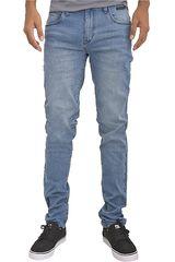 Wrangler Azul de Hombre modelo larston retro Casual Jeans Pantalones
