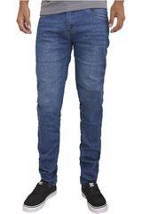 Wrangler Azul de Hombre modelo larston Casual Jeans Pantalones