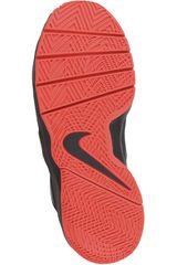 17ec11e7a58 Zapatilla de Jovencito Nike Negro   rojo team hustle d 8 jdi bg ...