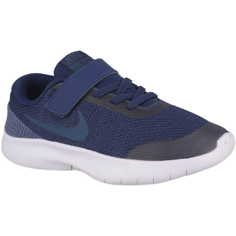 Zapatilla de Niño Nike Azul / blanco flex experience rn 7 bpv
