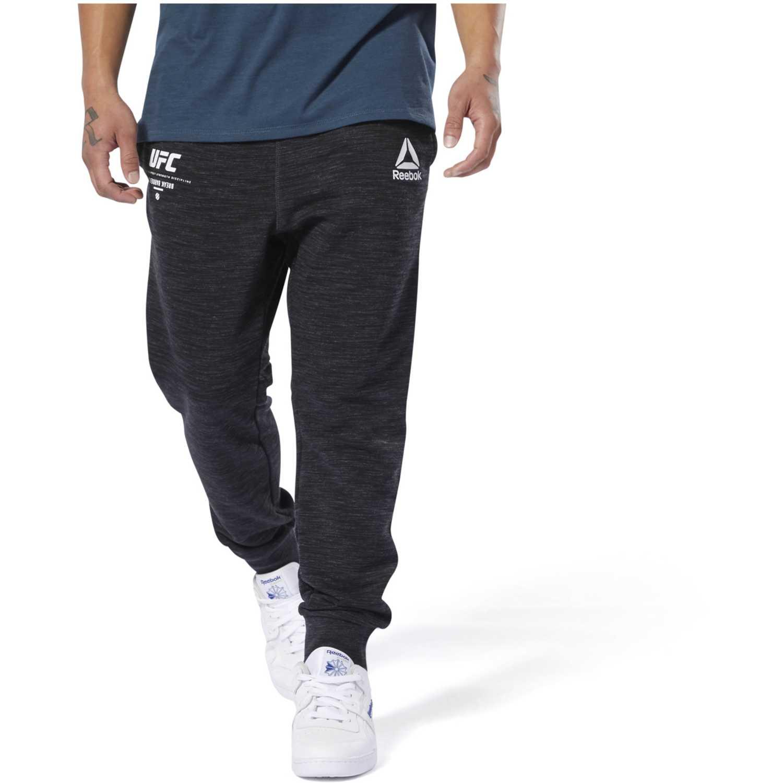 Pantalón de Hombre Reebok Negro ufc fg fight week jogger ... 39d05b11883