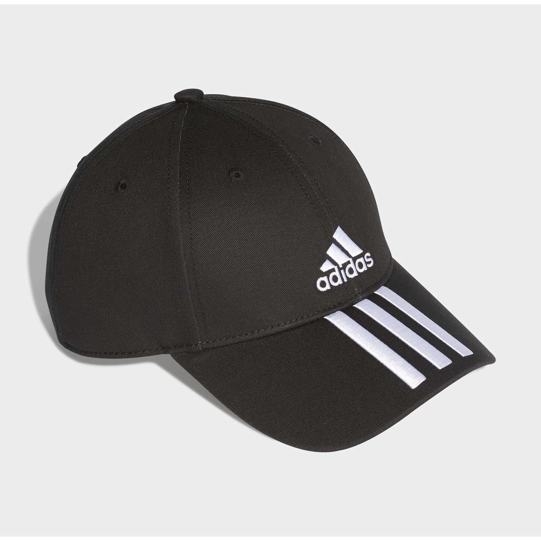 Gorro de Hombre Adidas Negro   blanco tiro c40 cap  fdae9a05cf5