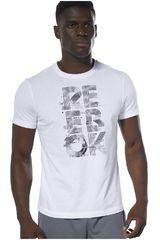 Reebok Blanco / gris de Hombre modelo gs futurism reebok crew Deportivo Polos