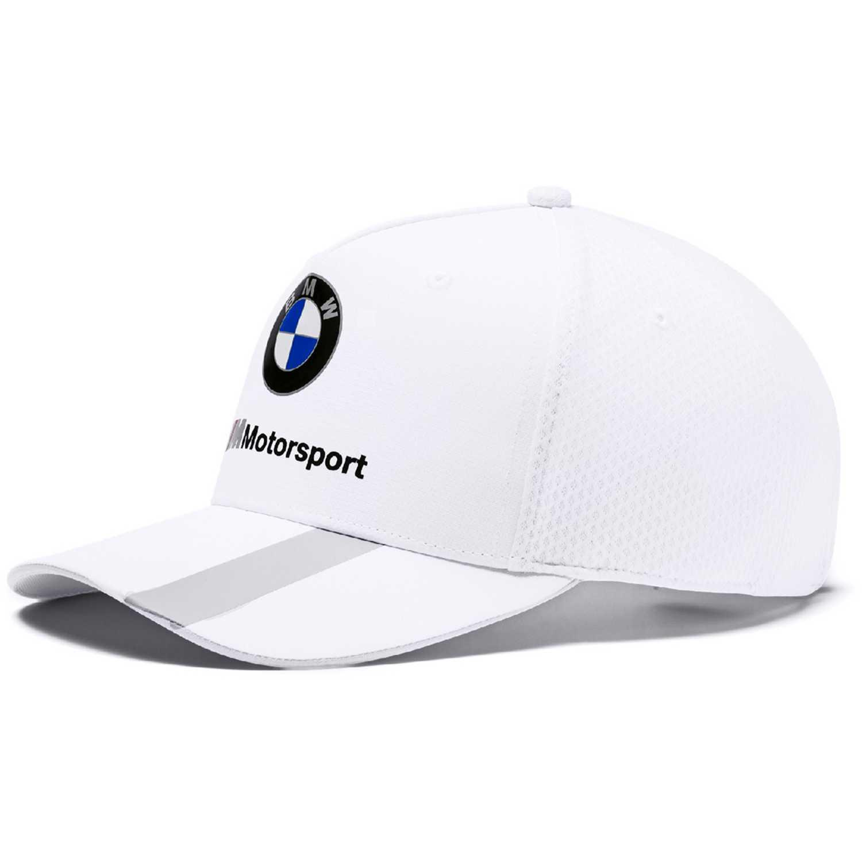 Gorro de Hombre Puma Blanco   negro bmw m motorsport bb cap ... 88d595710ba