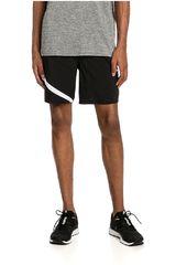 Puma Negro / blanco de Hombre modelo ignite blocked 7pulg short Shorts Deportivo