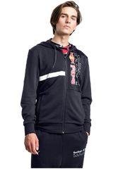 Puma Azul / blanco de Hombre modelo rbr logo hooded sweat jacket Casacas Deportivo