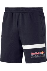Puma Azul / blanco de Hombre modelo rbr logo sweat shorts Shorts Deportivo