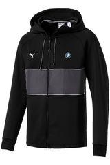 Puma Negro / blanco de Hombre modelo bmw mms life sweat jacket Deportivo Casacas