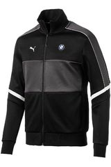 Puma Negro / blanco de Hombre modelo bmw mms t7 track jacket Casacas Deportivo