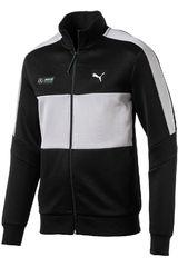 Casaca de Hombre Puma Negro / blanco mapm t7 track jacket