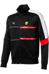 Puma Negro / rojo de Hombre modelo sf t7 track jacket Deportivo Casacas