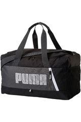 Puma Negro / blanco de Hombre modelo fundamentals sports bag s ii Deportivo Maletínes