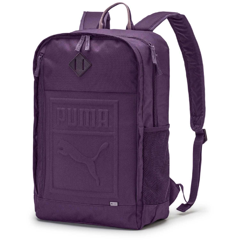 Mochila de Mujer Puma Morado puma s backpack