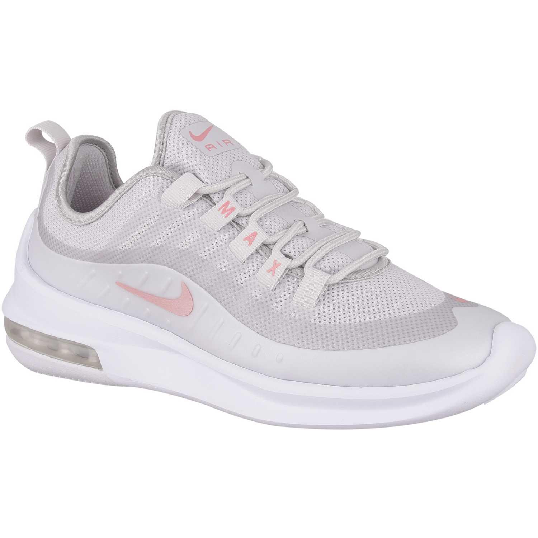 76ecbc0081170 Zapatilla de Mujer Nike Gris   blanco wmns nike air max axis ...
