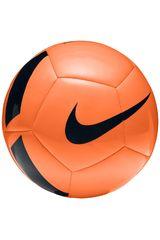 Nike Naranja / negro de Hombre modelo nk ptch team Pelotas Deportivo
