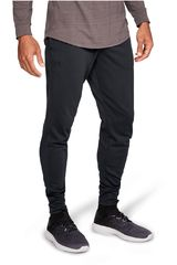 Under Armour Negro de Hombre modelo rival jersey jogger-blk Deportivo Pantalones