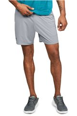 Under Armour Gris de Hombre modelo mk1 short 7in.-gry Shorts Deportivo