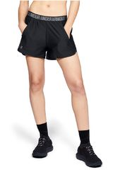 Under Armour Navy de Mujer modelo play up short 2-in-1-blk Deportivo Shorts